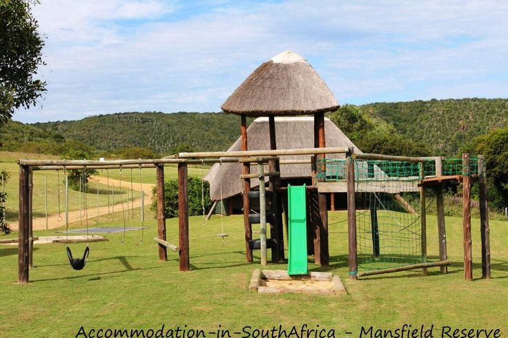 Mansfield Reserve Port Alfred. Activities for the children at Mansfield Reserve. Lodging Port Alfred.
