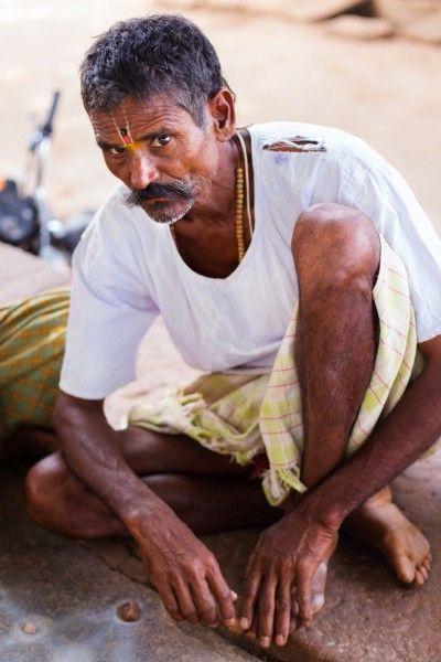 A man from Badami