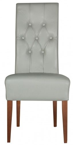 Monte leather dining chair