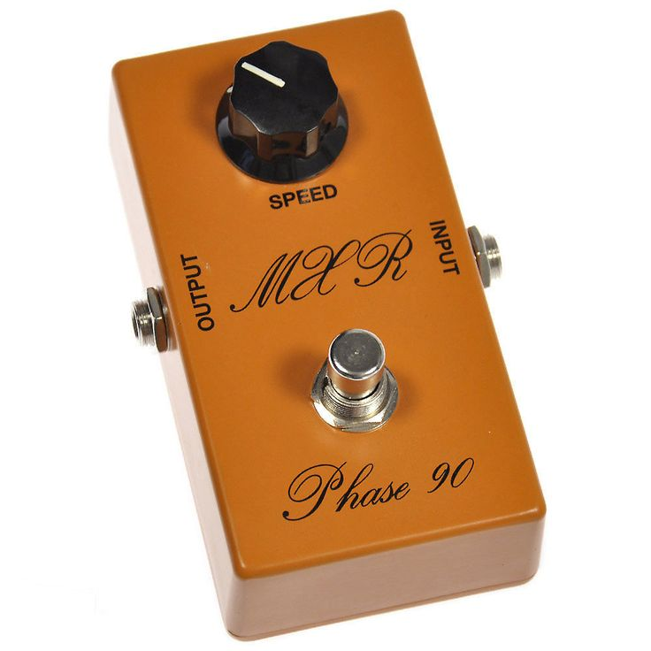 The MXR Phase 90 1974 set the benchmark for phasers, with its thick and rich tone. Our in-house work horse, purchased in 1974, was meticulously spec'd and recreated as the '74 Vintage Phase 90. The hand-wired board features select resistors paired with handmatched FETs to achieve the same smooth and w...