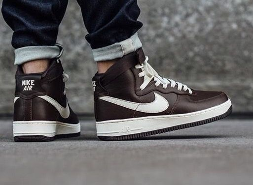 Nike Air Force 2: Brown