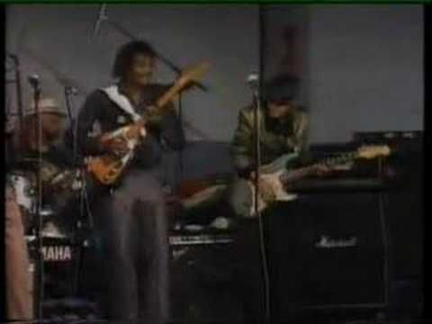 Blue Monday - 09/16/13: Albert Collins, 'I 'ain't drunk'