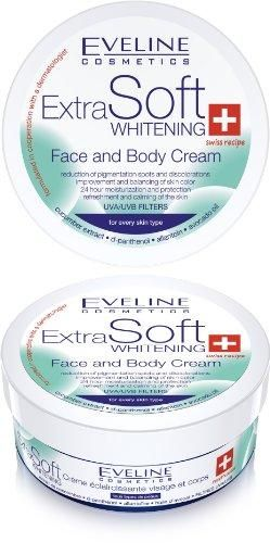 Extra Soft Face and Body Whitening Cream 200ml