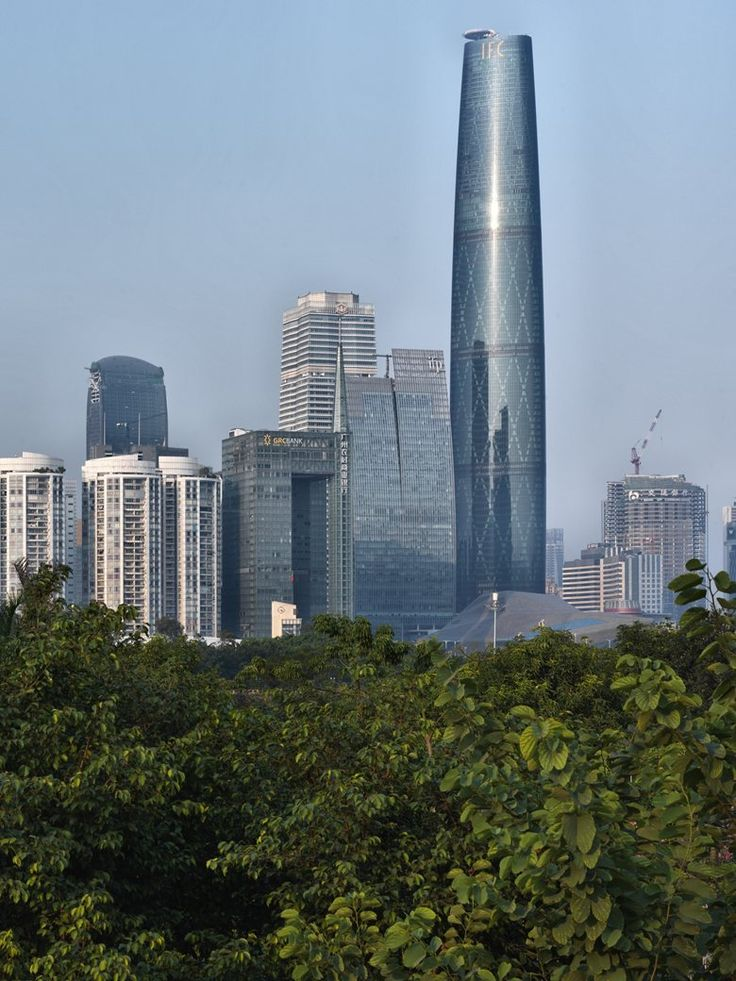Affordable Luxury Hotel The Crowning Glory For Guangzhou Finance Center Picture Gallery With Hotels