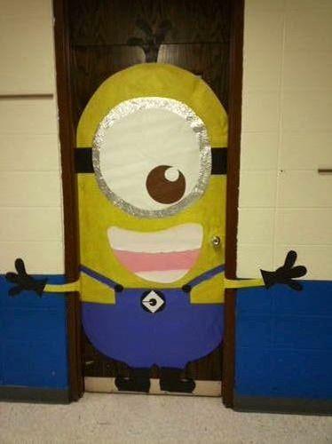 Minion door