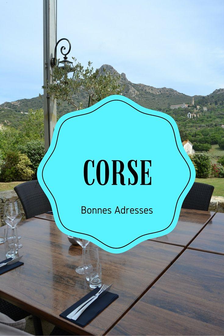 Mes bonnes adresses en Corse Corse  : hôtels et restaurants sur Bastia, l'Île Rousse et Pigna, pâtisserie Chez Mireille. Préparez votre séjour !