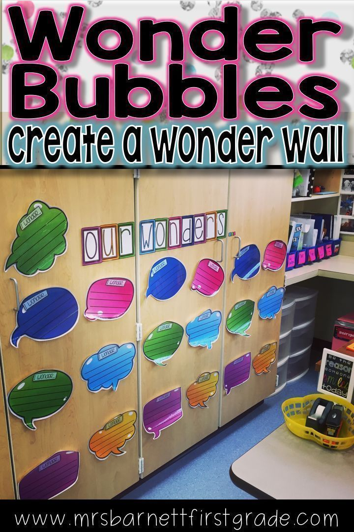 These wonder bubbles can be used in a variety of ways. They are perfect to incorporate into your Genius Hour or into your Common Core curriculum.