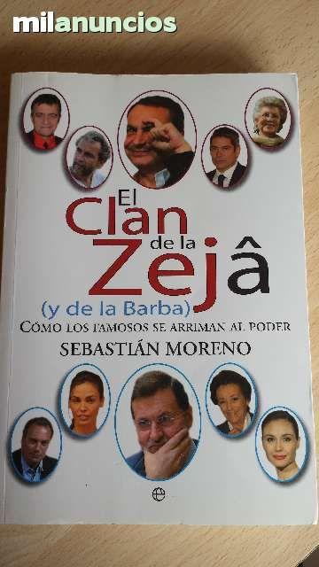 Vendo libro El Clan de la Zeja ( y de la barba) Anuncio y más fotos aquí: http://www.milanuncios.com/libros/el-clan-de-la-zeja-y-de-la-barba-140617624.htm