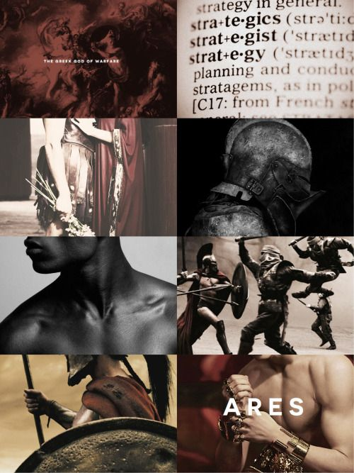 Ares [Ἄρης] is the Greek god of war, the son of Zeus and Hera. His       In…