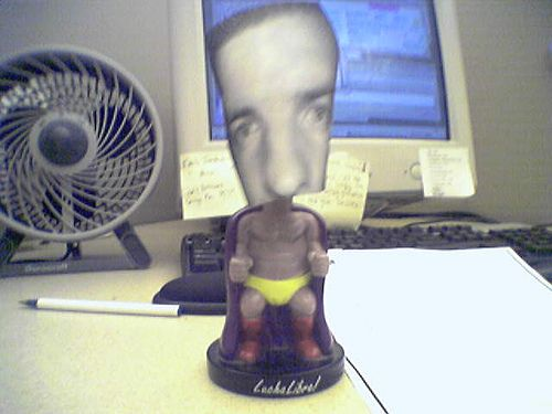 How to Make Your Own Bobblehead Doll
