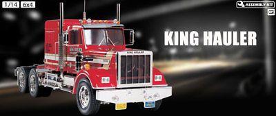 Tamiya 56301 1/14 King Hauler Semi Tractor RC Kit