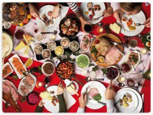 Why'd You Eat That: Julbord (Swedish Christmas tradition)