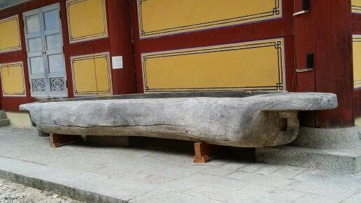 석남사 나무통