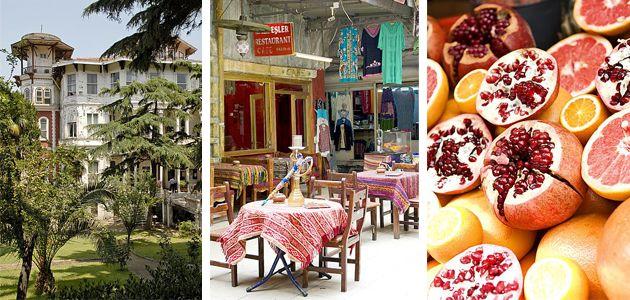 Bruisend Istanbul