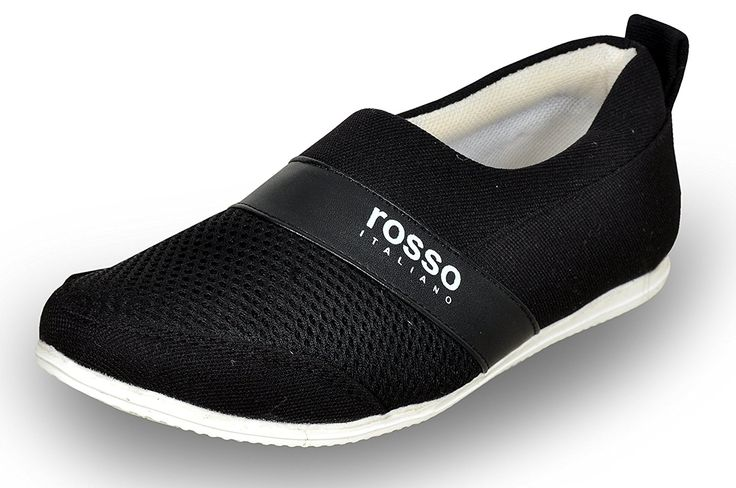 #Rosso #Italiano #Men's #Grey #Casual #Loafers #Shoe