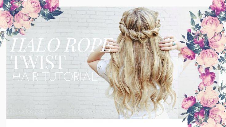 Halo Rope Twist Tutorial