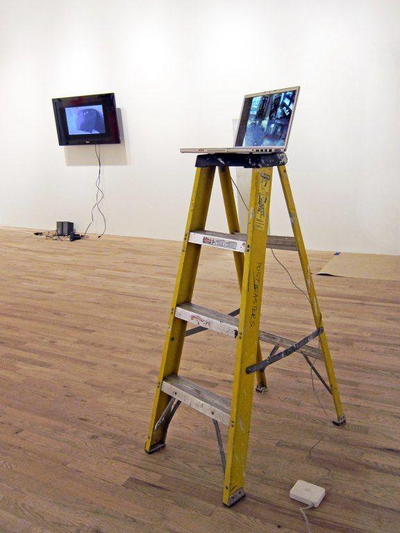Surveillance Society - Art Installation at Helen Day Art Center | Center for Media and Democracy
