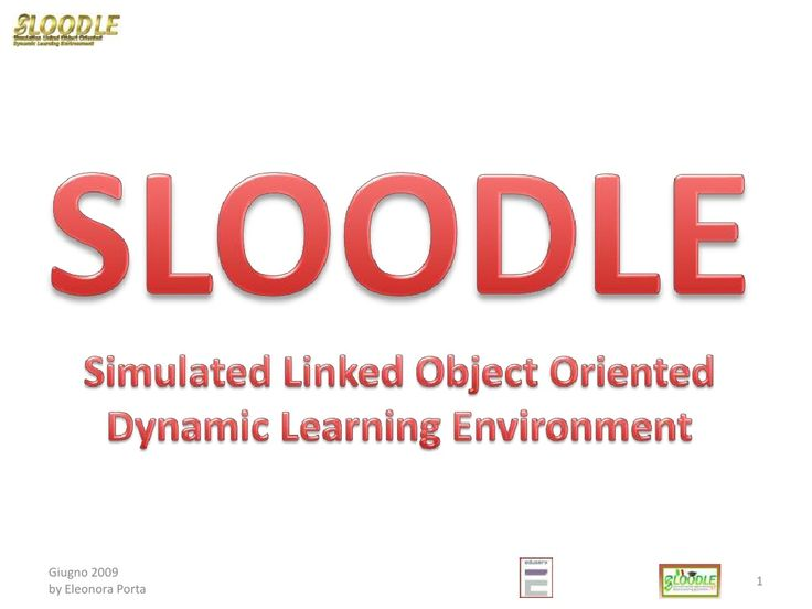 sloodle-che-cos by Elisa Rubino via Slideshare
