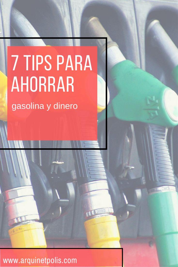 El ahorrar gasolina también forma parte de la eficiencia energética, hoy te presentamos 7 útiles tips para ahorrar gasolina y por supuesto dinero. Clic al enlace: http://arquinetpolis.com/tips-ahorrar-gasolina-000004/  #arquitectura #architecture #ahorro #tips #design #diseño