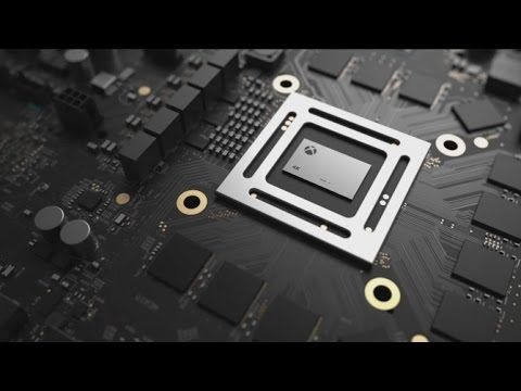 Xbox One Scorpio Specs Reveal Special - It's a DirectX 12 Monster