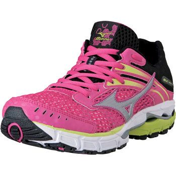 Wiggle | Mizuno Ladies Wave Inspire 9 Shoes - AW13 | Stability Running Shoes
