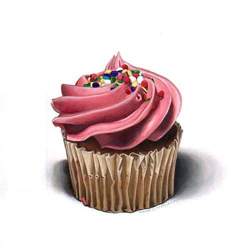 Artist Who Draws Cake : 17 Best images about Drawing, Sketching & Pastel on ...