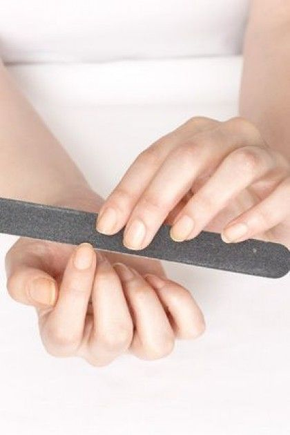 How To Get A Salon-Perfect Manicure At Home | theglitterguide.com
