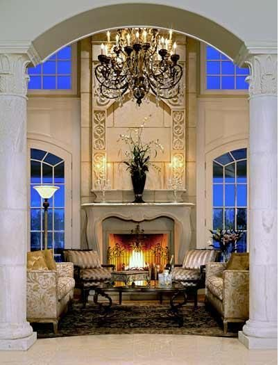 Beautiful Stone Fireplaces 12 best fireplaces images on pinterest | for the home, stone