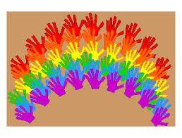 Resultado de imagem para festa infantil arco iris