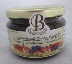 brickstone fine foods   Carmelized Onion Confit - $7.99