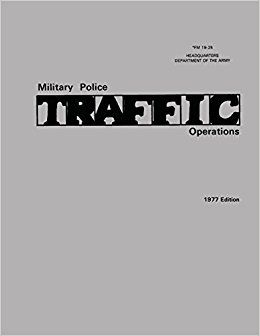 Military Police Traffic Operations Fm 19 25, Books PDF