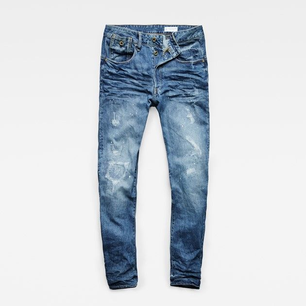 Type C 3D Tapered Jeans