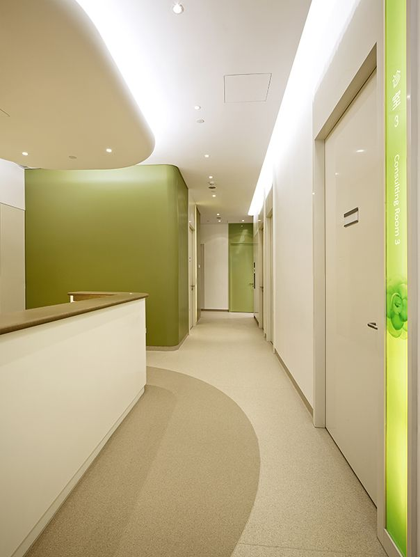 Robarts Interiors and Architecture - American Sino Hospital Audong Clinic