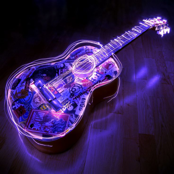 42 Besten Guitar Wallpapers Bilder Auf Pinterest