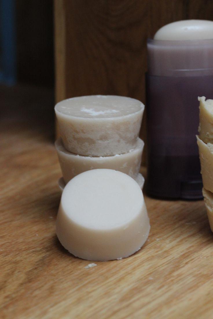 Déodorant maison zéro déchet. - 5 cuillères à soupe d'huile de noix de coco - 2…