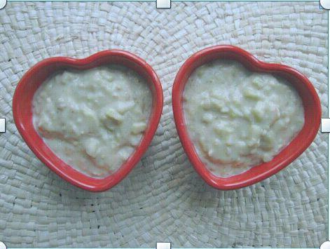 A B C vos IG: Sarrasin ou orge mondé façon riz au lait (IG bas)