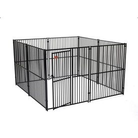 Lucky Dog 10-Ft X 10-Ft X 6-Ft Outdoor Dog Kennel Panels Cl 65110