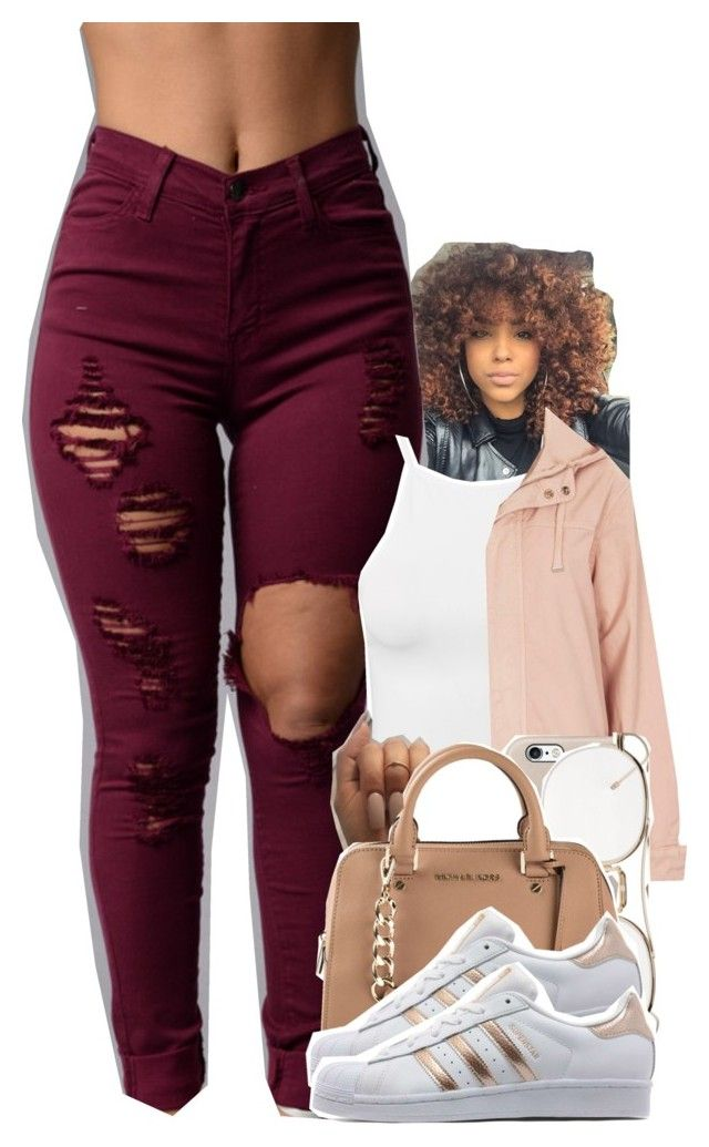 """Untitled #1571"" by toniiiiiiiiiiiiiii ❤ liked on Polyvore featuring NLY Trend…"