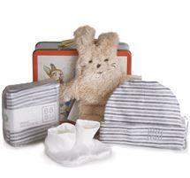 Baby Lunchbox Set | http://www.flyingflowers.co.nz/peter-rabbit-baby-box-set