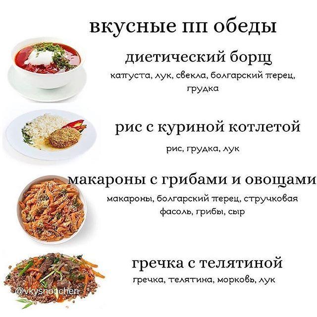 Диета Правильное Питание Рецепты Диет. Меню на неделю с вкусными и полезными рецептами для похудения с помощью правильного питания