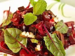 Výsledek obrázku pro recepty červená řepa salát