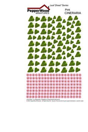 Leaf Sheets