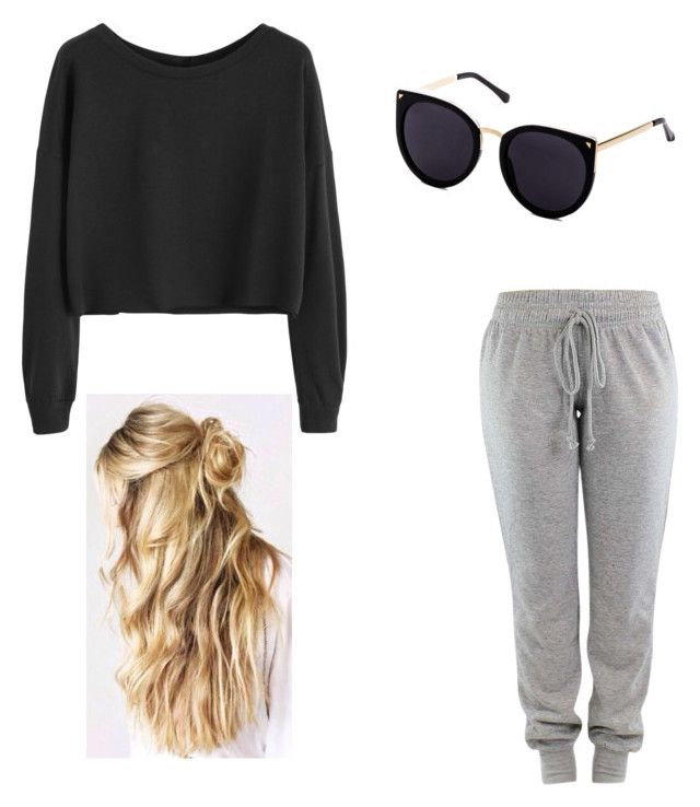 """""""Unexpected Errand"""" by londonkat on Polyvore"""