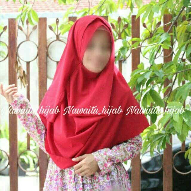 Saya menjual Hijab Atusa instan Merah seharga Rp55.000. Dapatkan produk ini hanya di Shopee! https://shopee.co.id/nawaituhijabku/192384082 #ShopeeID