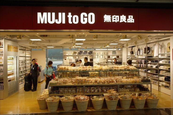 muji to go store at hong kong airport | a store!!! | pinterest