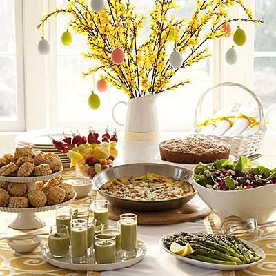 Affordable Easter Brunch Recipes - Celebrate Easter with family and friends for a delicious and low-cost holiday meal.