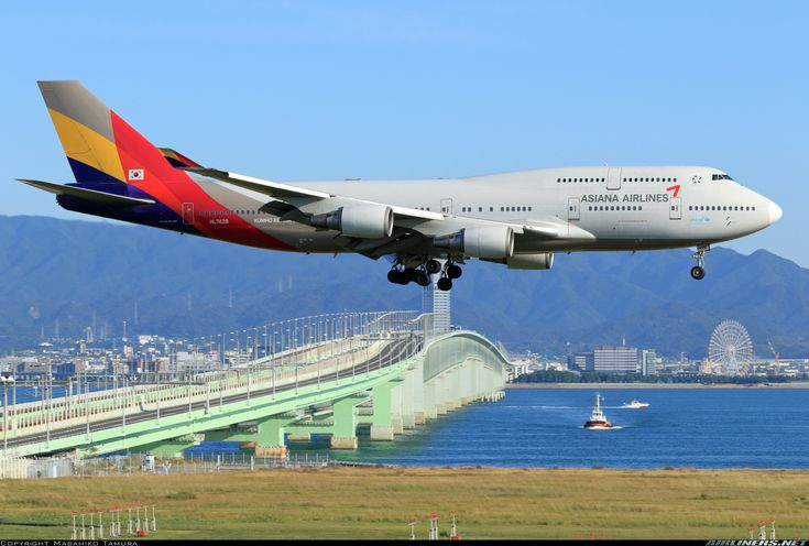 Boeing 747-48E – Asiana Airlines | Aviation Photo …