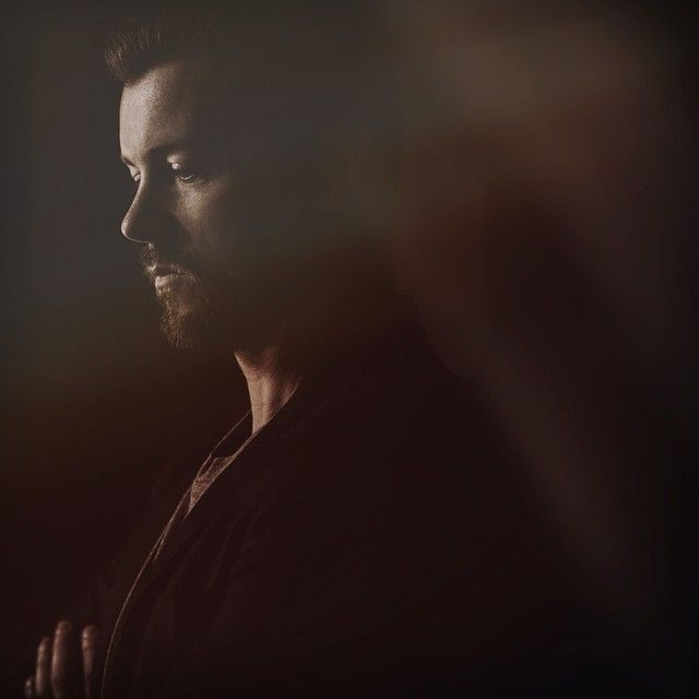 Dan Feuerriegel - @dennysilic Instagram: Bathed in light and darkness...A Sunday treat for #Fury Fans … and for Dan! Even he hasn't seen this one yet! I call this #DFDICAT Dan Feuerriegel Deep in Contemplation and Thought! © Dennys Ilic Photography 2015 #DanFeuerriegel #spartacus #actor #hollywood #