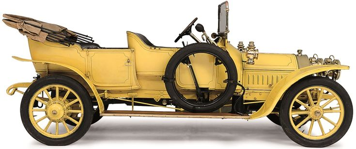 1910 PEUGEOT TYPE 126 12-15-HP TOURING