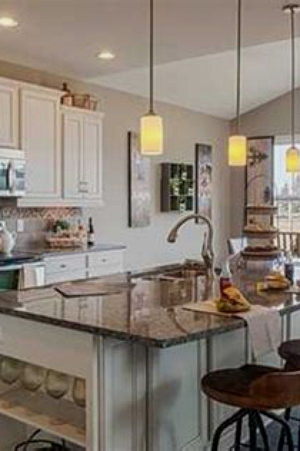 Awesome Kitchen Lighting Projects To